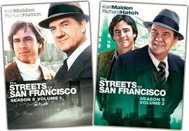 the streets of san francisco season 5 volume 1 and volume 2 box san francisco office 5