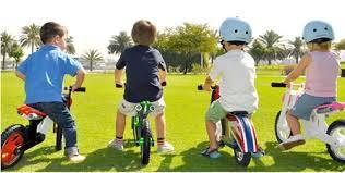 Resultado de imagen de niños bici