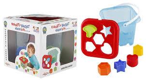 Купить <b>развивающая игрушка Pilsan</b> Ведро с фигурками, цены в ...