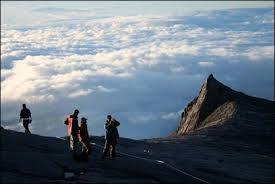 Image result for 沙巴神山