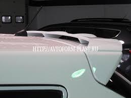 <b>Накладка на</b> штатный <b>спойлер</b> Hyundai Santa Fe купить по цене ...