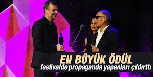 Altın Portakal'da en iyi film ödülünü Kuzu kazandı