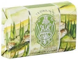 <b>Мыло</b> кусковое <b>La Florentina</b> Silver Cypress — купить по выгодной ...