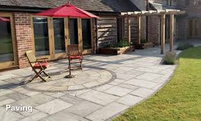 patio slab sets: paving paving slabs patio  paving