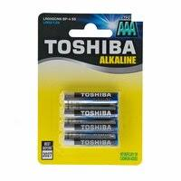 «Щелочная <b>батарейка Toshiba</b> LR03 1,5V» — <b>Батарейки</b> и ...