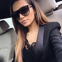 Online Shop <b>2019 New</b> Cat Eye <b>Women Sunglasses</b> Tinted Color ...