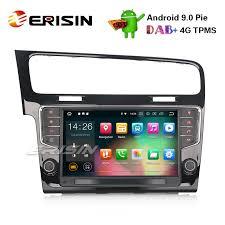 "Erisin ES4811G <b>9</b>"" <b>Android</b> 9.0 <b>Автомагнитола</b> GPS TPMS OPS ..."