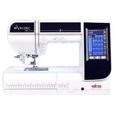 «<b>Швейно вышивальная машина elna</b> expressive <b>860</b>» — Бытовая ...