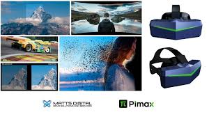 <b>Pimax</b> partners with Matts Digital to promote deployment of its Virtual ...