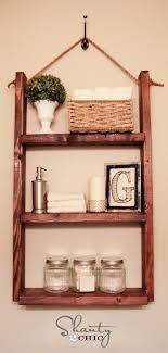 diy bathroom wall shelf wood bathroom hanging wall shelves bathroom hanging wall shelves