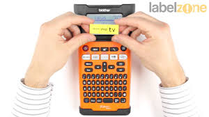 <b>Brother PT</b>-<b>E300VP</b> Hand Held Label Printer Kit - Unboxing and ...
