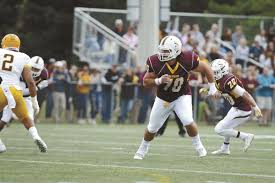 justin field concludes football career at salisbury sports justin field concludes football career at salisbury