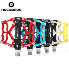RockBros <b>Mountain Bike</b> Bicycle Pedal <b>MTB Road Bike</b> Ultralight ...