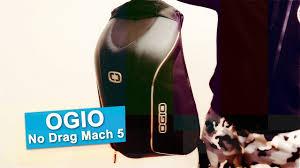 Обзор моторюкзака <b>OGIO No Drag</b> Mach 5 - YouTube