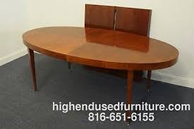baker furniture archetype collection 122quot oval dining table archetype furniture