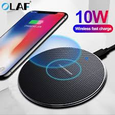 Buy <b>Olaf 10W Fast Wireless</b> Charger For Samsung Galaxy S10 S20 ...