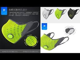 Original Xiaomi AirPOP Masks <b>Dustproof Anti-fog Haze</b> Anti ...
