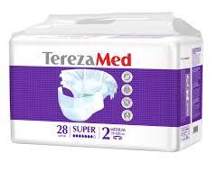 <b>TerezaMed Super подгузники</b> для взрослых ночные, <b>Medium</b> M (2 ...