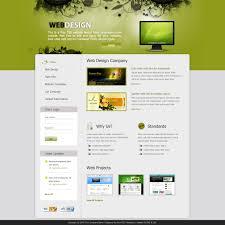 template web design middot screenshot