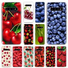 <b>Green cherry</b> fruit Strawberry Phone <b>Cases</b> for Samsung Galaxy S8 ...