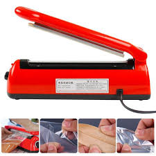 110V Portable <b>Household</b> Vacuum <b>Food Bag</b> Sealer Packaging ...