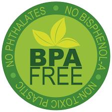 Procure produtos com símbolo BPA free, códigos de reciclagem 1, 2 e 5 são seguros