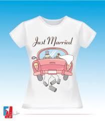 <b>Футболка Just married авто</b>