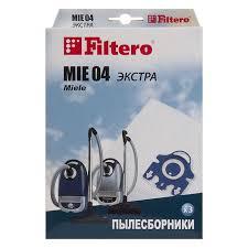 MIE 04 <b>мешки для пылесосов Miele</b>, Filtero MIE 04 ЭКСТРА, (3 ...