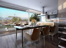 Contemporary Dining Room Design Modern Contemporary Dining Room Design Of Elegant Modern