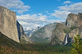 Guided Bus & Tram Tours | Yosemite National Park CA ...