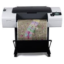 <b>HP DesignJet</b> T790 <b>24inch</b> Large Format Printer