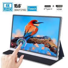 <b>15.6 Inch Touchscreen UHD</b> 4K IPS Thin Display HDR RGB 100 ...