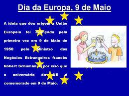 Resultado de imagem para dia da europa
