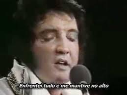 Elvis Presley My Way Meu Jeito LIVE AO VIVO Legendada em ...