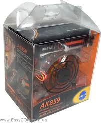 Обзор и тестирование кулера <b>akasa</b> AK-859, Страница 1. GECID ...