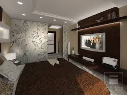 bedroom wall decorating and furniture ideas in contemporary style with a light touch of glamor bedroom wall furniture