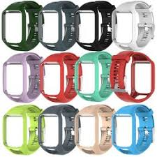 Replacement Soft Silicone Smart Watch Strap Band for ... - Vova