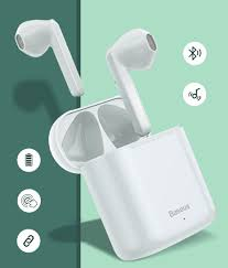 Baseus W09 TWS Wireless <b>Bluetooth</b> Earphone Intelligent <b>Touch</b> ...