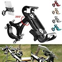 <b>Universal Bicycle</b> Phone Mount Holder Rack Aluminum Alloy for ...
