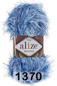 <b>Пряжа DECOFUR</b>, <b>Alize</b>