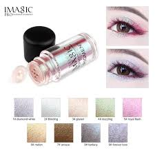<b>IMAGIC New Arrival Glitter</b> Eyeshadow Metallic Loose Powder ...