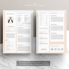 resume templates that ll help you stand out from the crowd gen y modern muse resume template 15