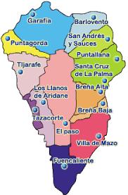 Resultado de imagen de MUNICIPIOS DE LA GOMERA