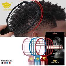 <b>BellyLady</b> 2 In 1 Afro Twist Hair Comb African <b>Men's</b> Hairdressing ...