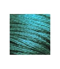 <b>Мулине DMC</b> (ДМС) для вышивания, №<b>3808</b>, Turquoise - ultra vy ...