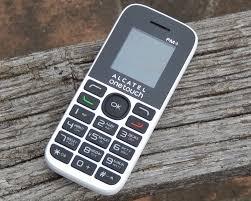 <b>Кнопочные телефоны Alcatel</b> - какой лучше купить в 2019 году ...