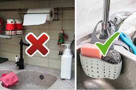 Как хранить губки и тряпки <b>для мытья посуды</b> – 5 способов и ...