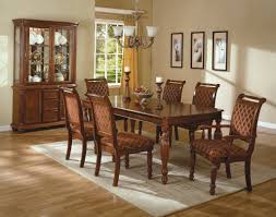 The Range Dining Room Furniture Narrow Varnished Pine Wood Dining Table Combined Long Bench Most