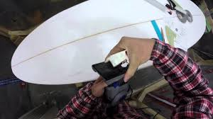 Installing <b>Futures Fins Box</b>: How to Build a <b>Surfboard</b> #18 - YouTube