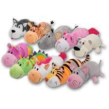 Купить <b>игрушку 1Toy Вывернушка</b> 2 в 1 плюшевая Т10874 в ...